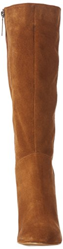 Pepe Jeans Dylan Boot, Bottes hautes avec doublure froide femme Marron - Braun (Nut Brown877)
