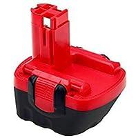 Eagglew Reemplazo Batería para Bosch 12V 3.0Ah Ni-MH BAT043 BAT045 BAT046 BAT049 BAT139 PSR 12 VE-2 GSB 12 VE-2 GSR 12 VE-2 PAG 12 V PSB 12 VE-2 PSR 12 VE-2 2607335692 2607335262 2607335542