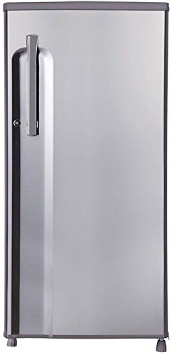 LG 188 L 1 Star Direct-Cool Single Door Refrigerator (GL-B191KPZU.APZZEBN, Shiny Steel)  available at amazon for Rs.12800