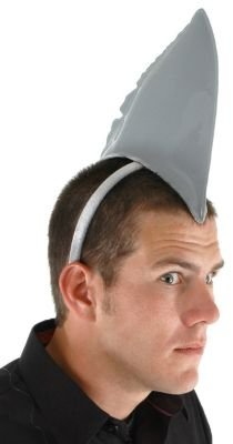 Shark Fin Headband One Size Fits Most