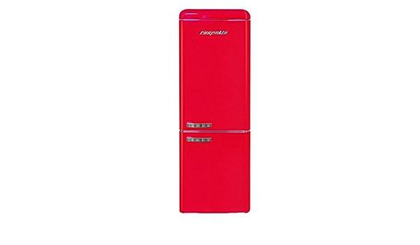 Retro Kühlschrank Schaub Lorenz : Respekta retro kühlschrank kühl gerfrier kombination cm rot