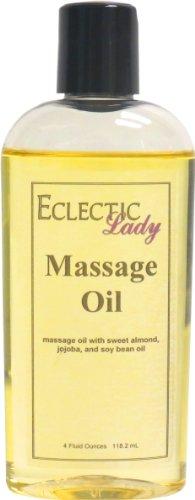 Eclectic Lady Snickerdoodle cookie massageöl 8 unzen (Zucker-cookie-duft-Öl)