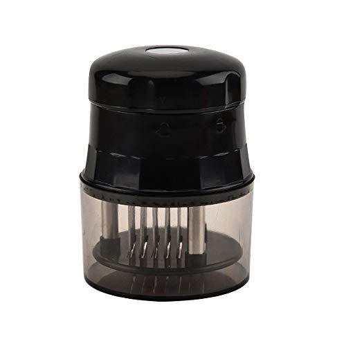 Fleischklopfnadel 56 Edelstahl scharfe Klinge Tenderizer Küche Kochen Werkzeug abnehmbar leicht zu reinigen Professionelles gezärtetes Rindfleisch, Steak, Huhn, Schwein und anderes Fleisch
