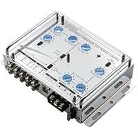 Audiobahn AX202X - Crossover Elettronico 2 Vie + Telecomando Per