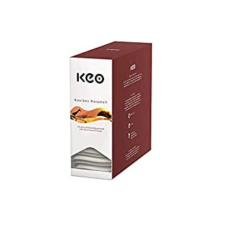 KEO-Tee-Rooibos-Karamell-15-Teachamps-im-Aromakuvert