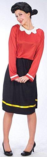 Kostüm Olivia - Olivia Öl Kostüm - S/M