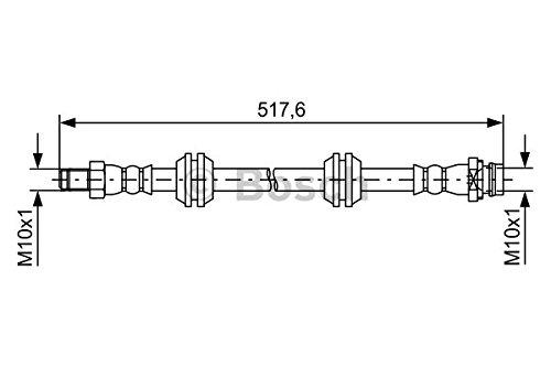 731 Bremsleitung Schlauch ()