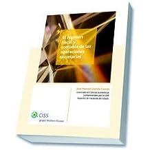 Régimen fiscal y contable de las operaciones societarias,El