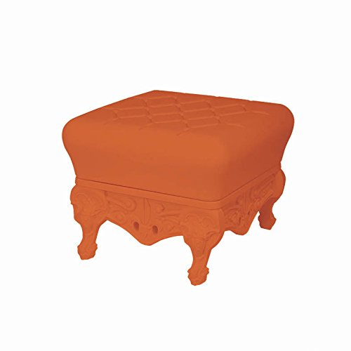 Design of Love Little Prince of Love Pouf Pumpkin Orange
