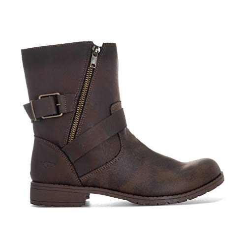 Rocket Dog Womens Blume Graham Boots in Brown