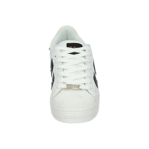 Zapatop Chaussures Sport Femme Blanc