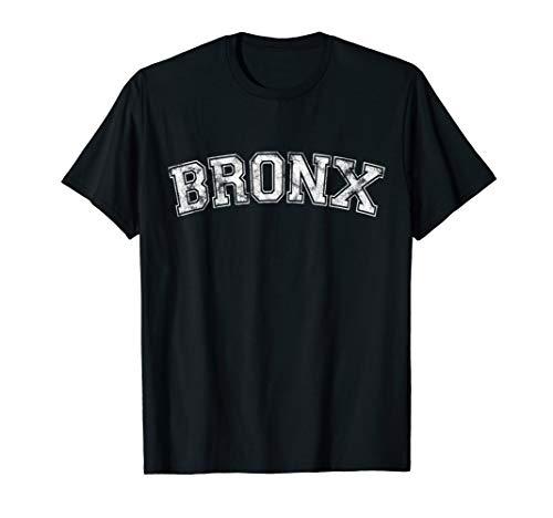Bronx NY Shirt Geschenk Vintage New York City T-Shirt -
