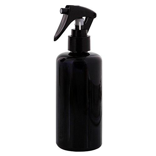 Mironglas Sprüh-Flasche 200 ml Kosmetex Violett-Glas mit Sprühkopf Zerstäuber, leer, 1× 200 ml