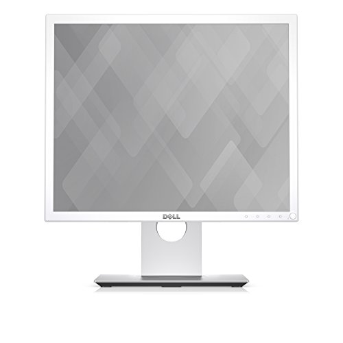 Dell P1917SWh-WHITE 48,26 cm (19 Zoll) LED Monitor weiß (Led-monitor 19 Zoll)