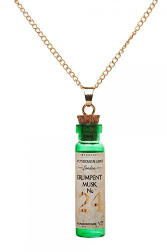 Preisvergleich Produktbild Fantastic Beasts and Where To Find Them Erumpent Musk Bottle Necklace