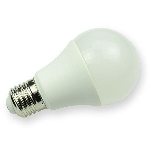 Vollspektrum-LED Tageslichtlampe E27 - 14 Watt, m. integr. Dimmer, natur-nah