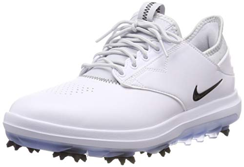 new styles 1eed4 49d78 Nike Air Zoom Direct, Zapatos de Golf para Hombre, Blanco (White Black