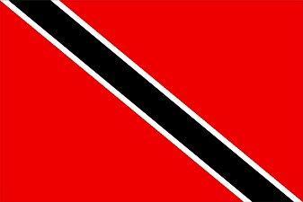 Emblems-Gifts TRINIDAD & TOBAGO 5ftx 3ft CARIBBEAN FLAG -