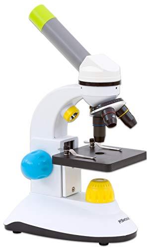 Betzold 757943 - Buntes Lern-Mikroskop für Kinder - Schülermikroskop