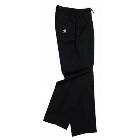 Plain Chefs trousers Black Size Small