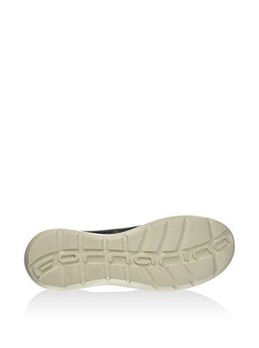 Fornarina PEFVH9509WMA9000 Sneakers Damen Beanspruchtes Leder Silber ND