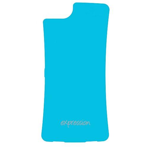 STK Fit Expression Panneau Interchangeable pour iPhone 5/5S Bleu azur