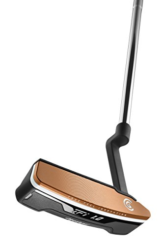 Cleveland Golf Tfi 2135 1.0 Putter, Homme, rouge/marron