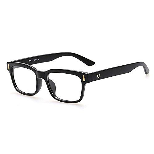 Keysui Vintage Retro Style Stil Unisex Herren Damen Männer Frauen Brillen