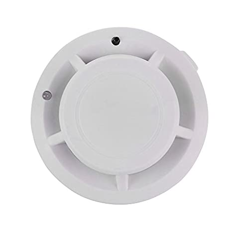 MHR Smoke detector-Combination Smoke and Carbon Monoxide Alarm-(replaceable batteries)