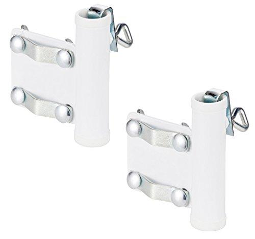 COM de Four® Soporte de sombrilla para balcones. + Funda para sombrillas Set