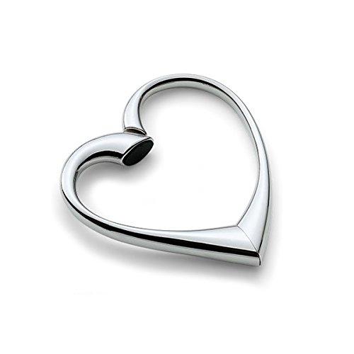 Philippi Design Heart Taschenhaken Herz 194001 zum aufhängen von Handtaschen an den Tisch