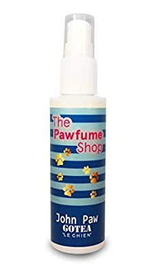 The Pawfume Shop John Paw Gotea Pawfume Dog Spray from The Pawfume Shop
