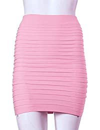 a2d379a791afe5 Amazon.fr : Rose - Jupes / Femme : Vêtements