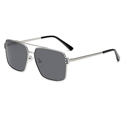ANSKT Stilvoll und einfach lässig, 3UV 400 Outdoor-Sportbrillen polarisierte Sonnenbrillen Reitbrillen, geeignet zum Skifahren von Golf-Bikes beim Fischen mit Baseball