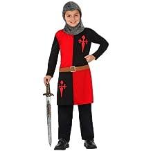 Atosa - Disfraz de caballero para niño, talla 10 - 12 años (23468)