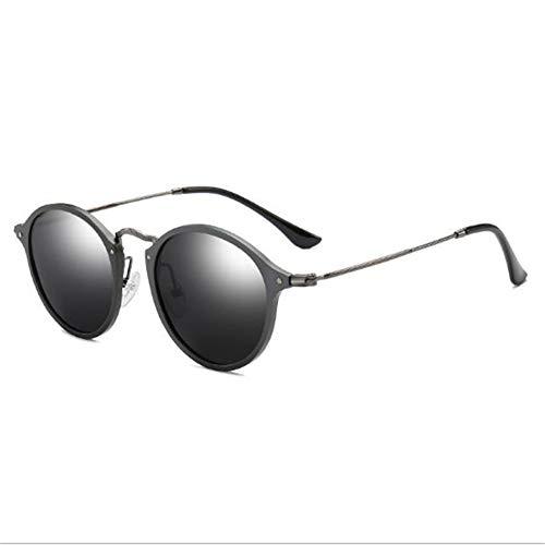 ZHIFDNJ Sonnenbrille aus hochwertigem Kunststofflinse aus Aluminium und Magnesium, hell und farbenfroh, langlebig, geeignet für Fahren, Laufen, Laufen, Auto, Reisen, Skifahren usw.