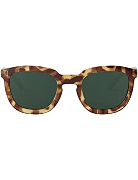 MR.BOHO, High-Contrast tortoise lemarais with classical lenses - Gafas De Sol unisex multicolor (carey), talla...