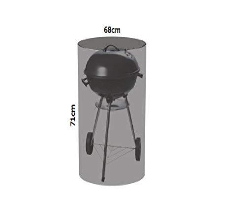 Elitezotec NEUF bouilloire barbecue Coque étanche durable Polyéthylène résistant aux déchirures Coque extérieur