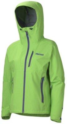 Marmot Damen Regenjacke Speed Light, green envy, S, 35630-4083-3