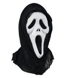 Maske SCREAM Halloween V60