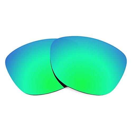 Revant Ersatzlinsen für Smith Guide's Choice Polarisierung Elite Rogue Grün MirrorShield®