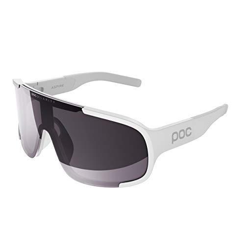 POC Unisex- Erwachsene ASP2012 Sonnenbrille, Hydrogen White, ONE Size
