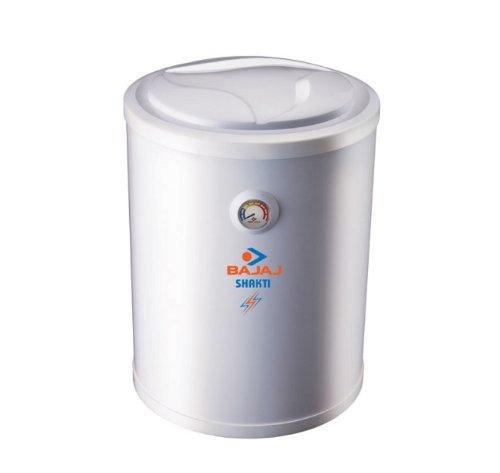 Bajaj Shakti 25-Litre 2000-Watt Vertical Glass Lined Storage Water Heater (White)