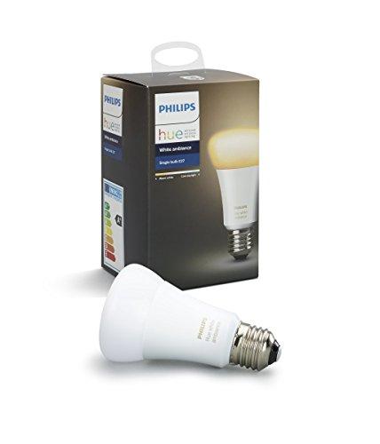Philips 8718696548738 EEK A+ Hue White Ambiance Einzelne Lampe. 9,5 W, E27, 2.200 K bis 6.500 K - 3