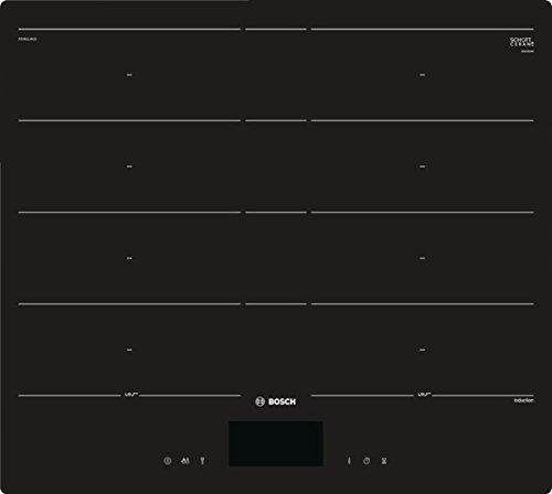 Bosch Serie 8pxy601jw1e totale–Piastra in totale, Placca di induzione, ceramica, Nero, Tft, aenor, CE)