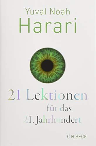 Buchseite und Rezensionen zu '21 Lektionen für das 21. Jahrhundert' von Yuval Noah Harari