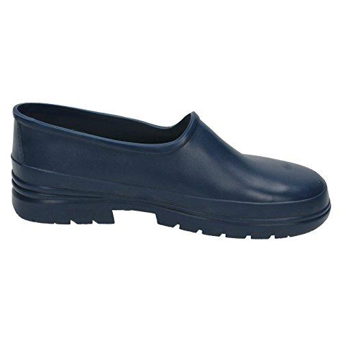 Spot On , Sandales Compensées homme Bleu - Bleu marine