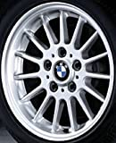 Original BMW Alufelge 3er E90 E91 E92 E93 Radialspeiche 32 in 17 Zoll
