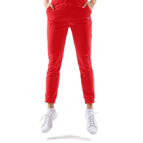 SPORTKIND Pantalon de survêtement de Tennis Fitness   Sport pour Les Filles    Les Femmes a2a0179bb4d