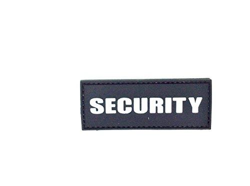 Security PVC Airsoft Klettverschluss Abzeichen (Abzeichen Security)